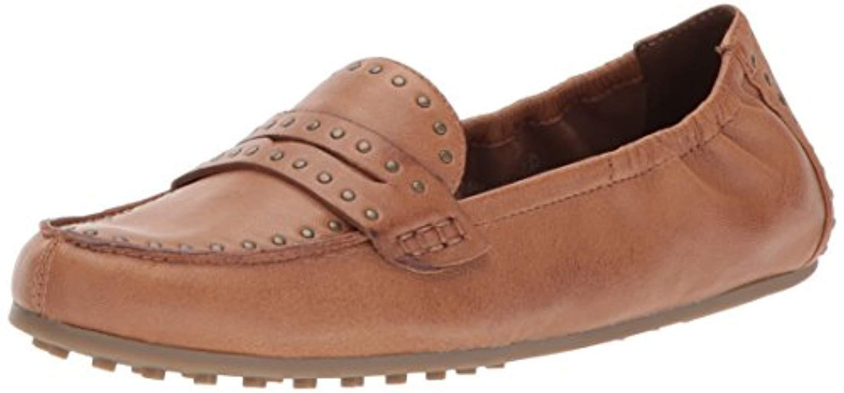 fb57c1277a8 Lyst - Aerosoles Drive Up Penny Loafer in Brown - Save 37.9746835443038%