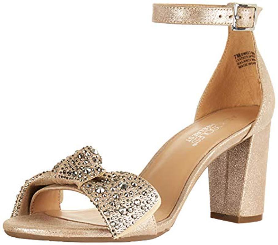 048c41e89b49 Aerosoles. Women s Natural Sweet Bird Heeled Sandal ...