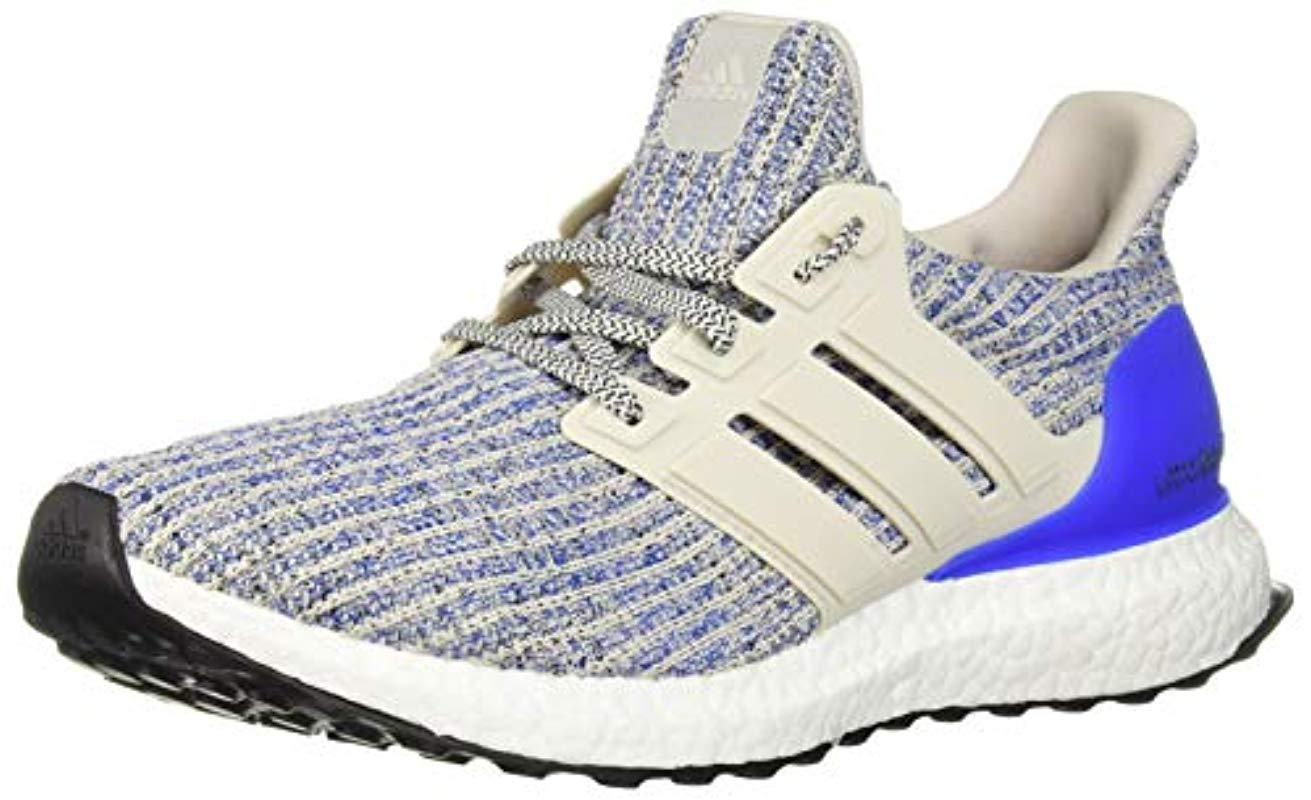 664cad697e78b Lyst - adidas Ultraboost 4.0 Shoe Running in White for Men