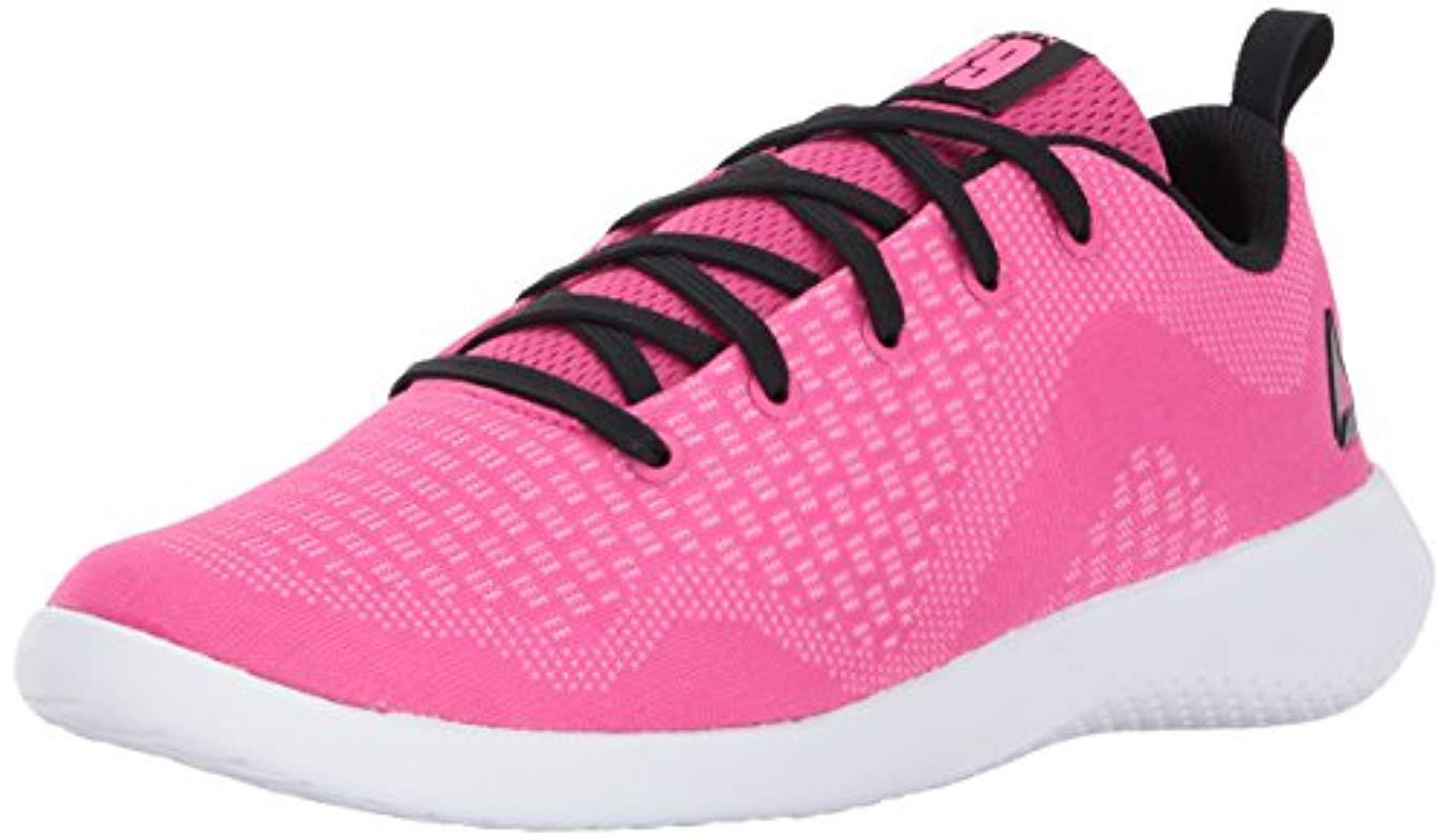 25873673167cf6 Lyst - Reebok Esoterra Dmx Lite Track Shoe in Pink