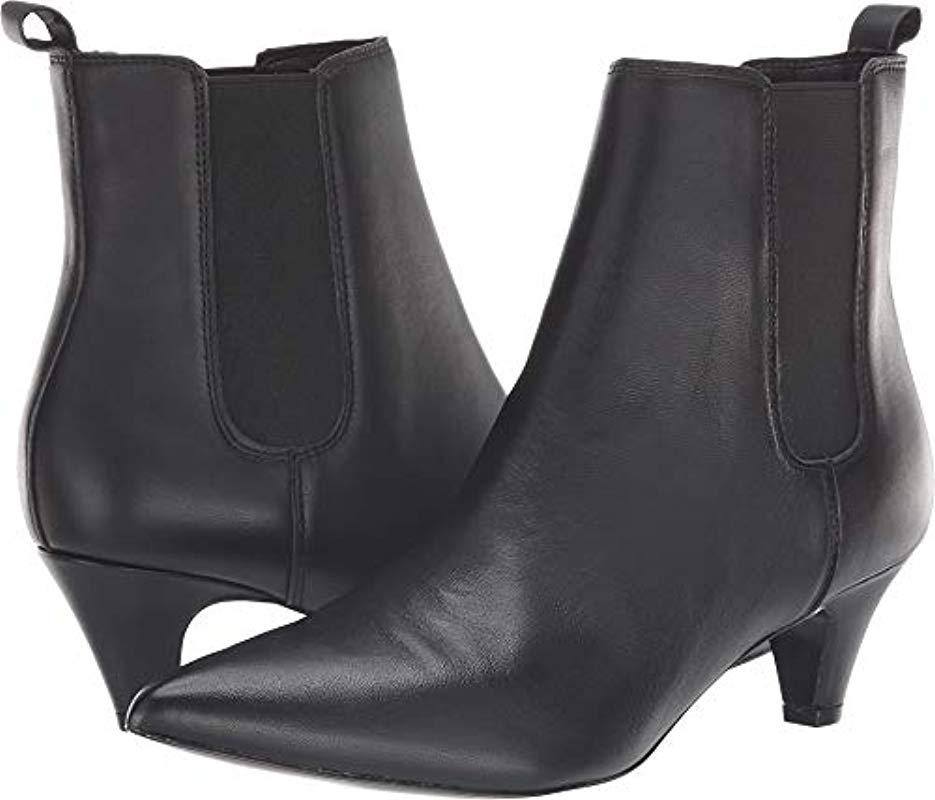 501328d07 Lyst - Kendall + Kylie Pierce Ankle Boot in Black