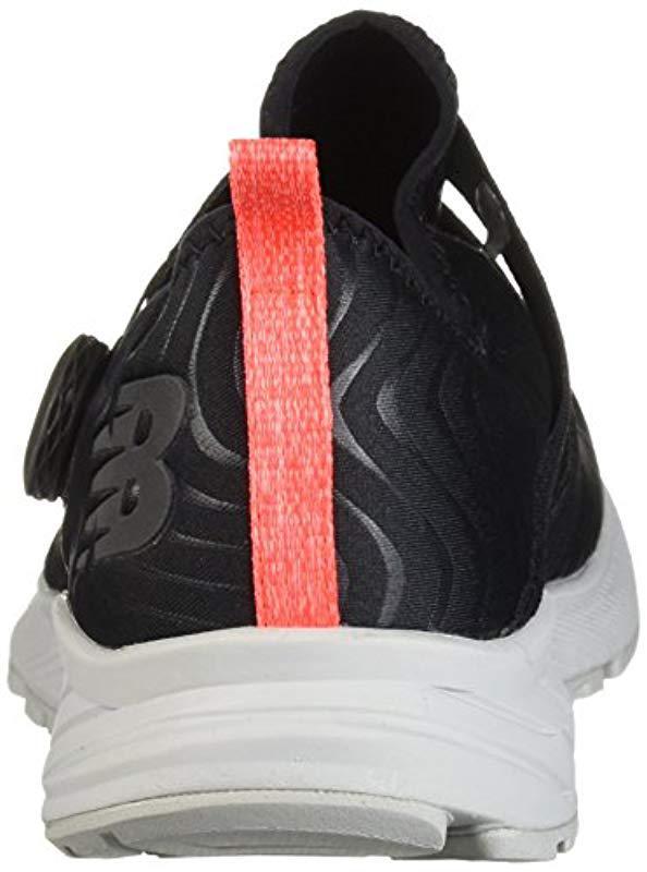 sneakers for cheap a90e2 8fdaf New Balance - Black Sonic V2 Fuelcore Running Shoe for Men - Lyst. View  fullscreen