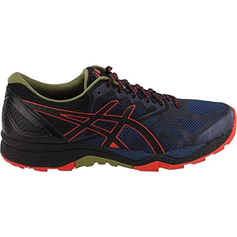 c055edff0d7c7 Lyst - Asics S Gel-fujitrabuco 6 Running Shoe for Men