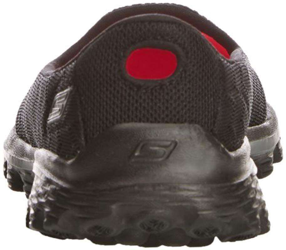 7e81c6b64aba Skechers - Black Performance Go Walk 2-axis - Lyst. View fullscreen