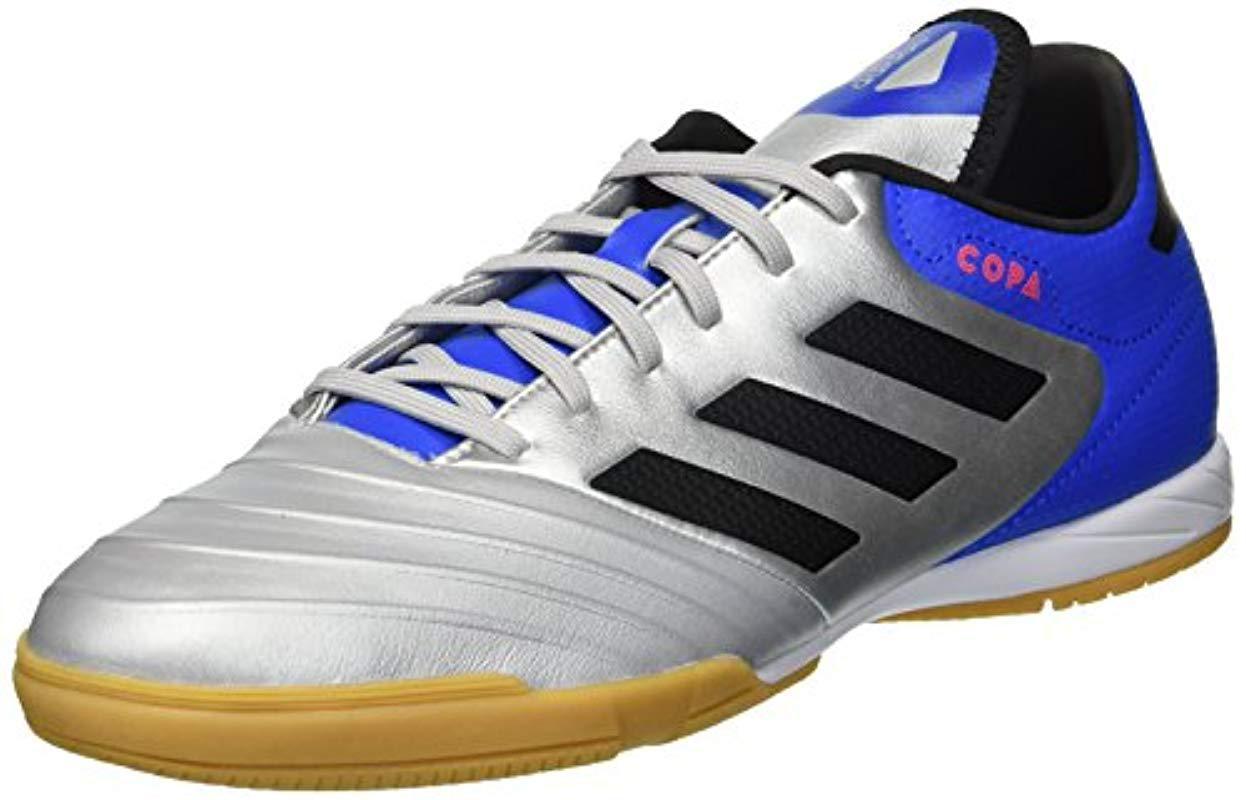 8d9937607449 adidas Copa Tango 18.3 Indoor Soccer Shoe in Metallic for Men - Save ...