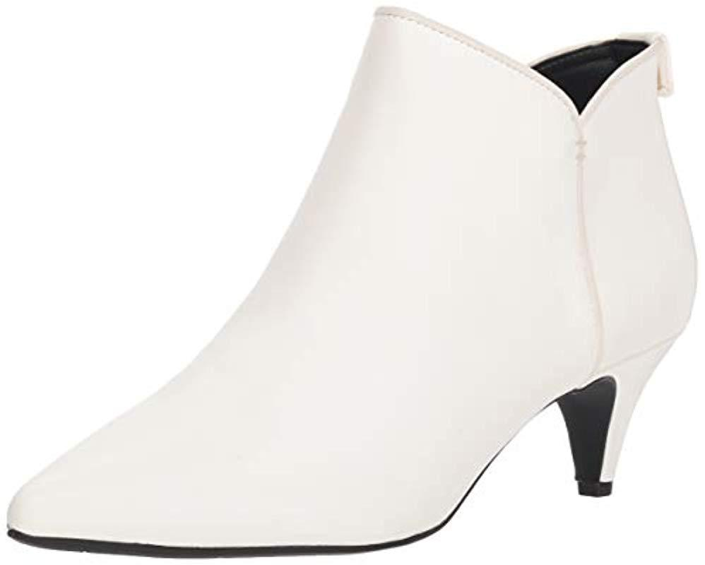 3744af9702820 Lyst - Circus by Sam Edelman Keri Fashion Boot in White - Save 5%