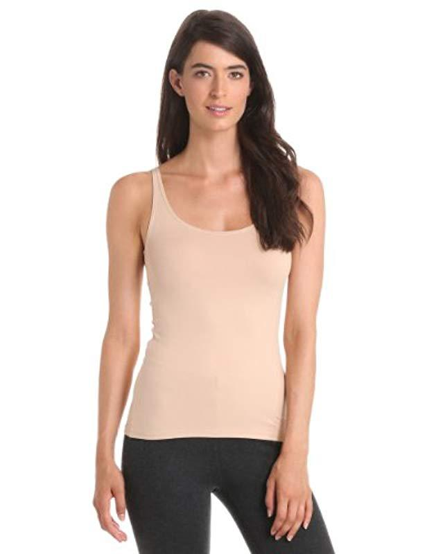 d9e23f8de99 Lyst - Only Hearts Delicious Skinny Tank Top in Natural