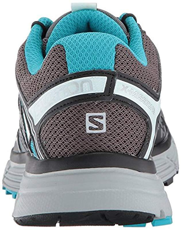 71383ffb3605 Yves Salomon - Blue X-mission 3 Cs W Trail Running Shoe - Lyst. View  fullscreen