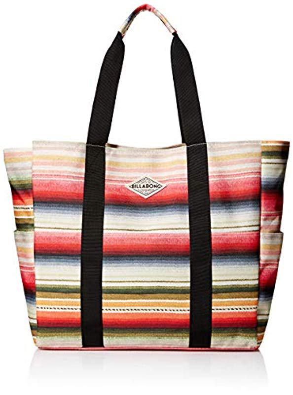 0aa31883ce Lyst - Billabong Totally Totes Bag - Save 32%