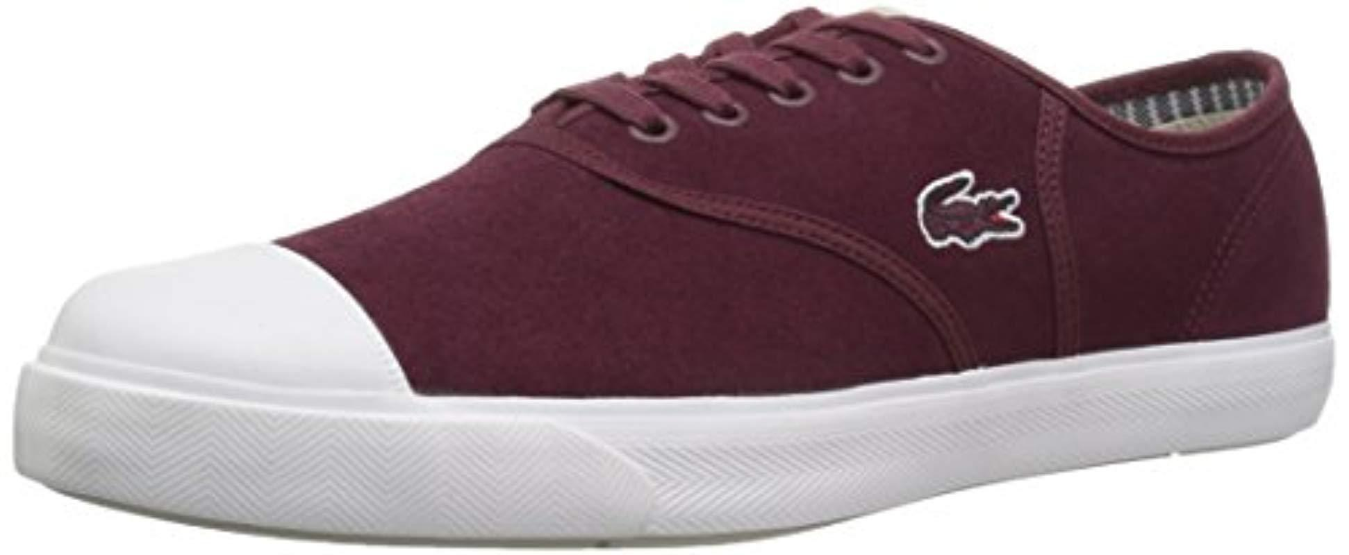 863adb745b50d1 Lyst - Lacoste Rene 317 1 Sneaker for Men