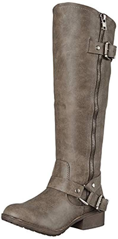 4df8d6e0e269 Madden Girl. Women s Mobb Riding Boot