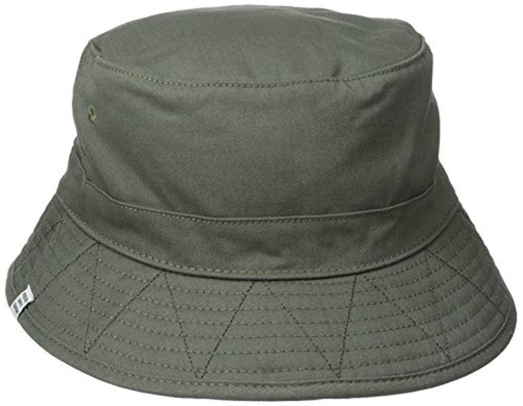 ... herschel supply co. mens green creek bucket hat f555ac4463e