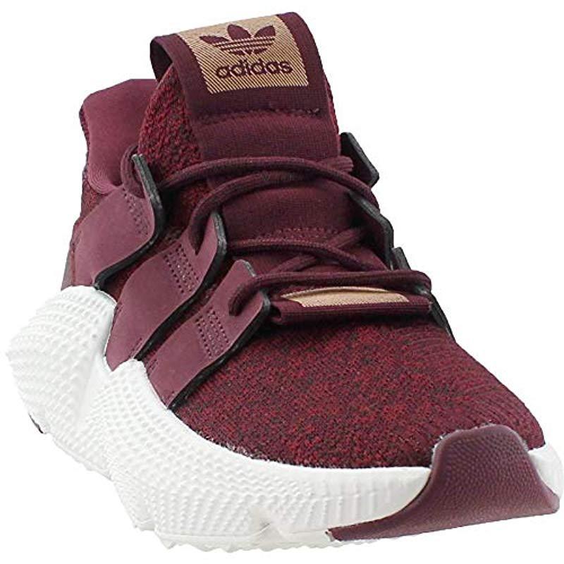 low priced 6ab0f 58e14 adidas Originals. Womens Purple Prophere Running Shoe