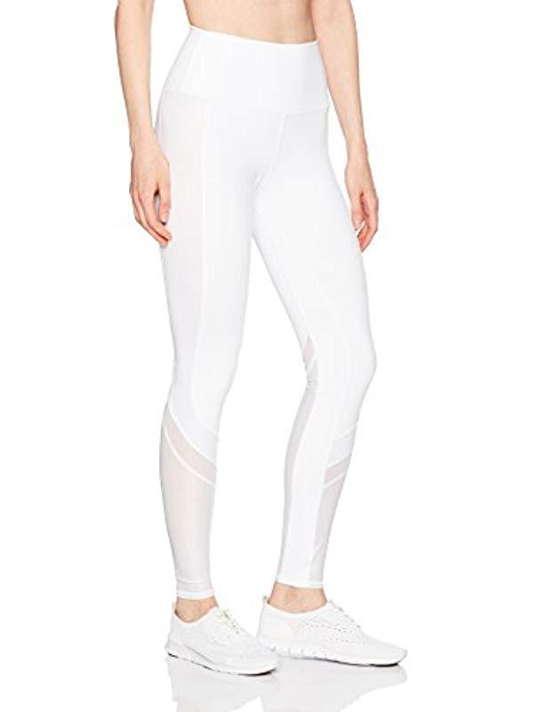 e200f87ad979a8 Lyst - Alo Yoga Elevate Legging in White