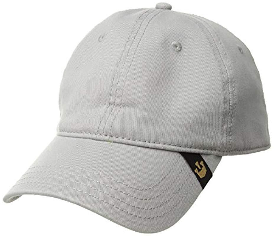 Lyst - Goorin Bros Slayer Baseball Cap in Gray for Men 7a6596254c4