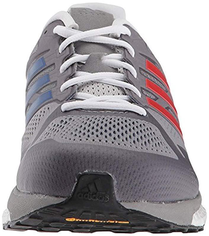outlet store defec edc5e Adidas - Gray Supernova St Aktiv Running Shoe for Men - Lyst. View  fullscreen