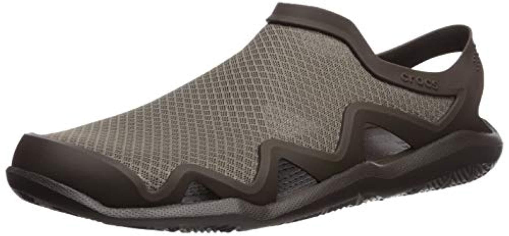 b54aabb75308 Lyst - Crocs™ Swiftwater Mesh Wave Water Shoe for Men