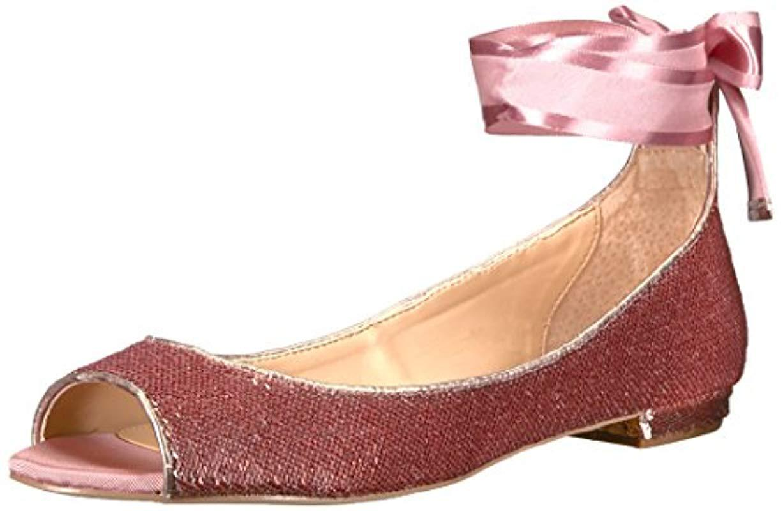 207f49f4c Badgley Mischka. Women's Jewel Lorde Ballet Flat