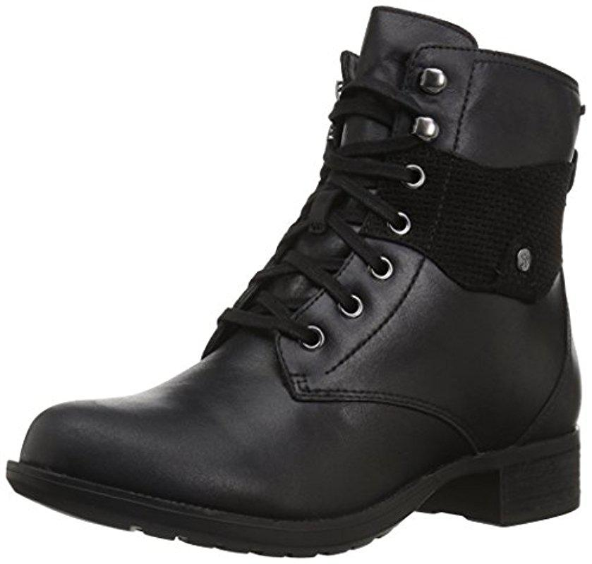 cf480c823d3d3 Lyst - Rockport Copley Lace Up Winter Boot in Black for Men