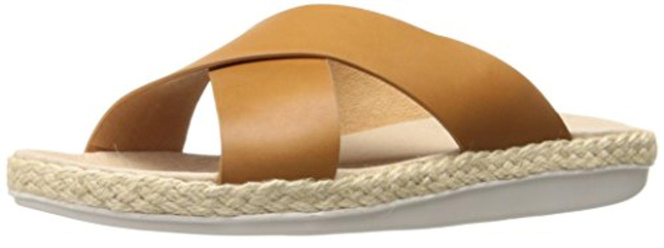 9fc393a5ec79 Lyst - Tommy Bahama Relaxology Ilidah Slide Sandal - Save ...