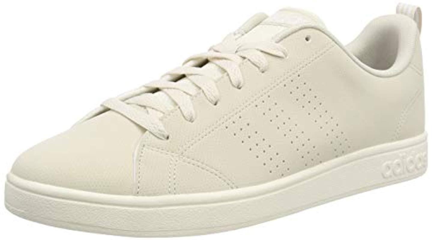 new product 298a4 be629 adidas Vs Advantage Cl Tennis Shoes in White for Men - Lyst