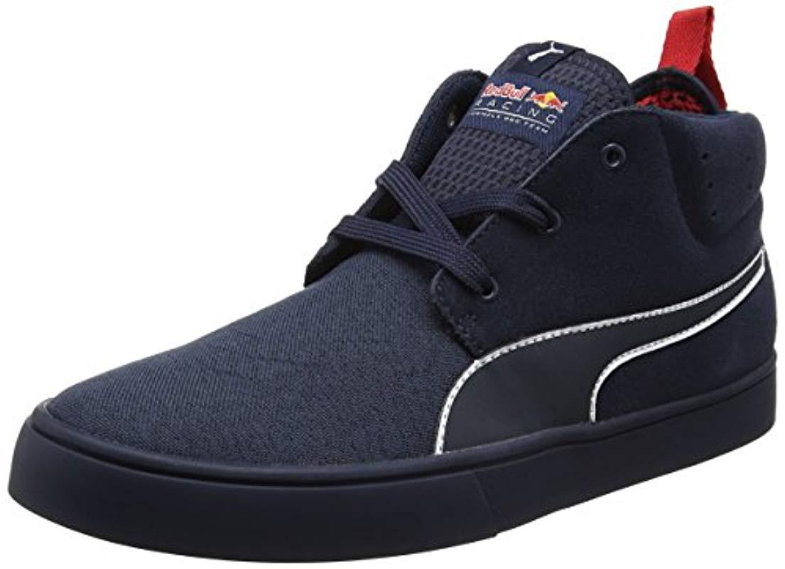 35341ef5c puma-Blue-Total-Eclipse-chinese-Red-Unisex-Adults-Rbr-Desert-Boot-Vulc-Low- top-Sneakers.jpeg