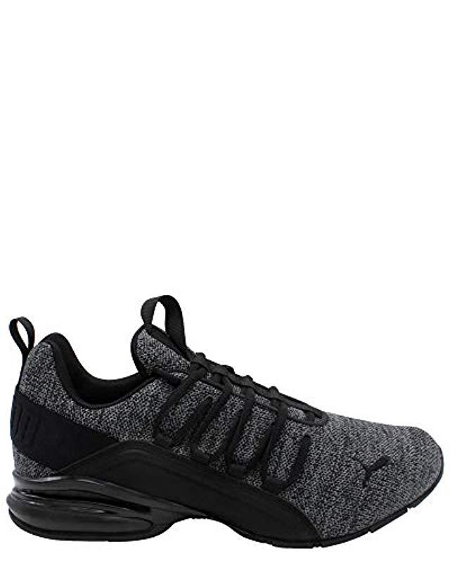 5ca74012227 Lyst - PUMA Axelion Sneaker in Black for Men - Save 5%