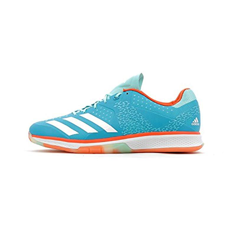 huge selection of 4b2f5 b0528 adidas Performance S Counterblast Handball Shoes in Blue for