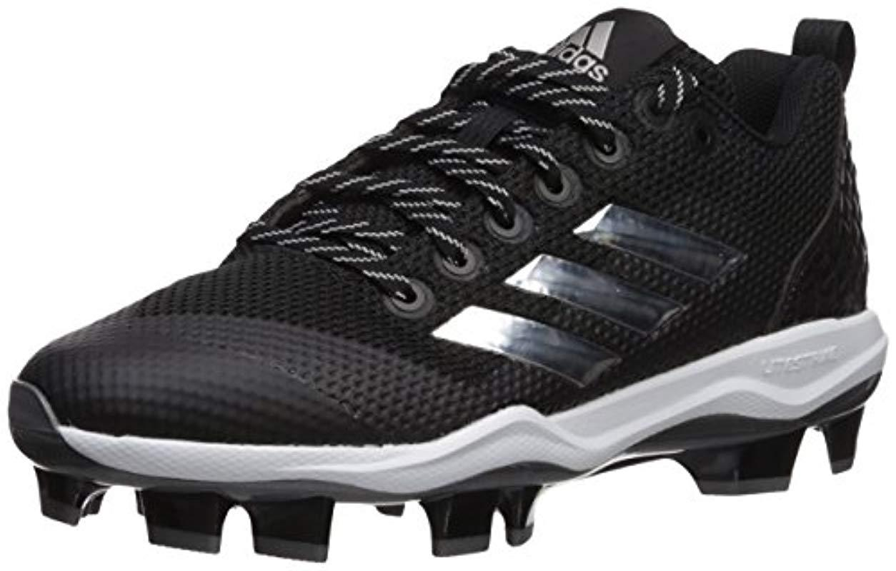 sports shoes fe479 c497a Lyst - Adidas Freak X Carbon Mid Football Shoe in Black for