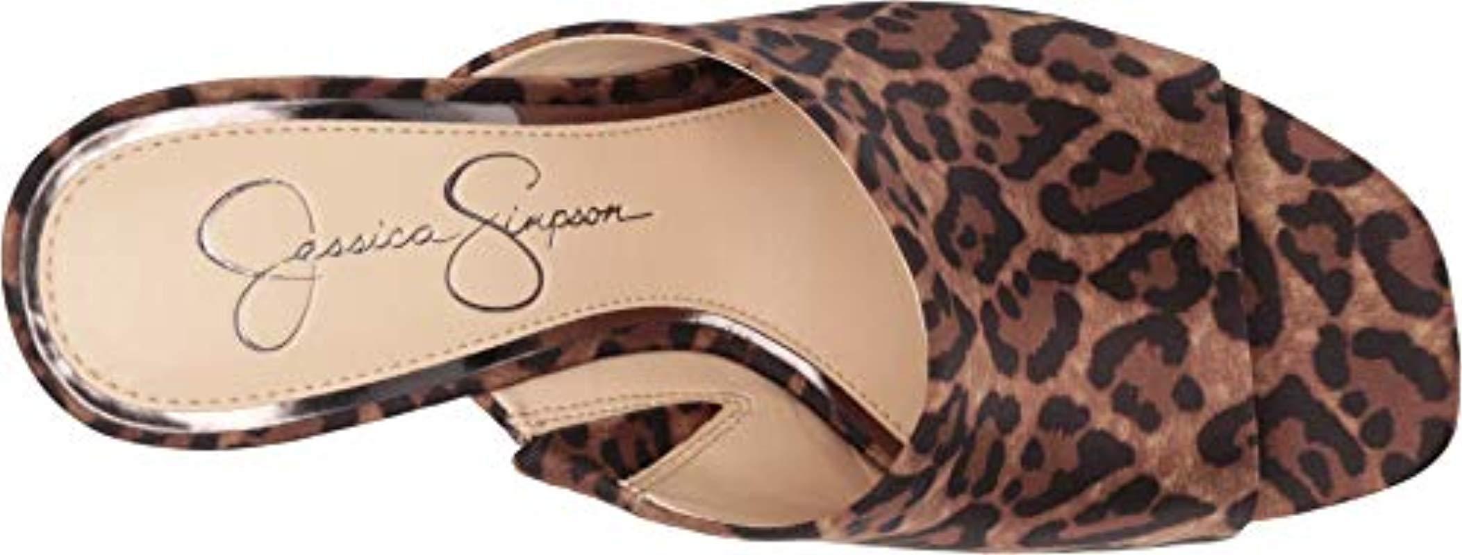 45238abf0eb Jessica Simpson - Brown Shantelle - Lyst. View fullscreen