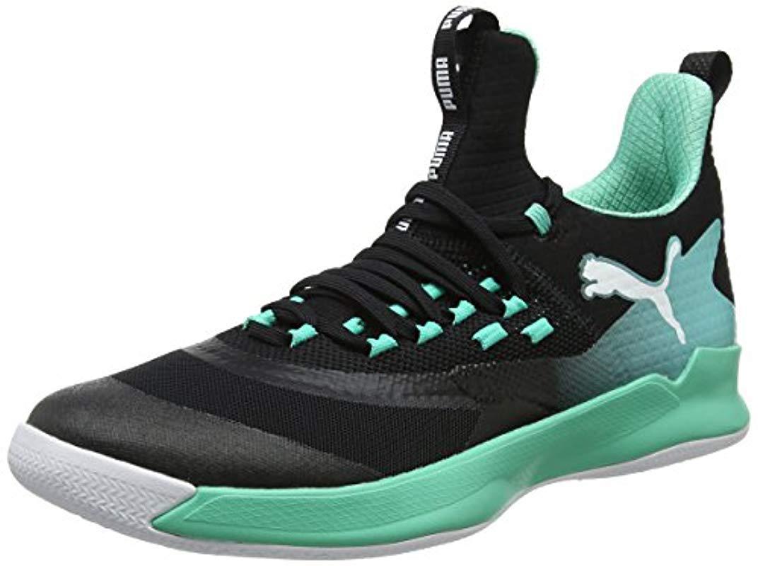 c370b35b1ad4dd PUMA Unisex Adults  Rise Xt Fuse 2 Multisport Indoor Shoes in Black ...