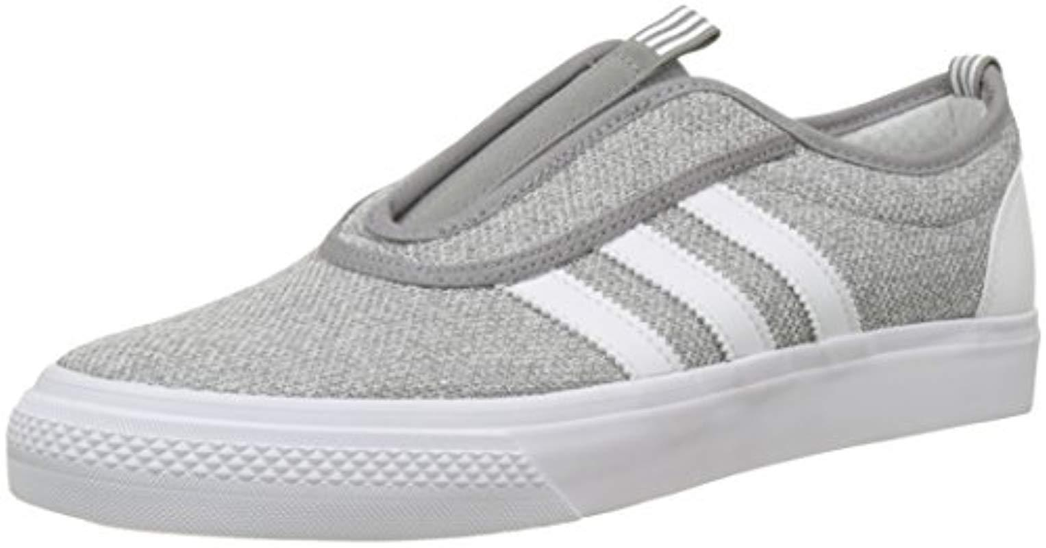 the latest 3f3f9 16289 adidas. Gray Unisex Adults Adi-ease Kung-fu Skateboarding Shoes