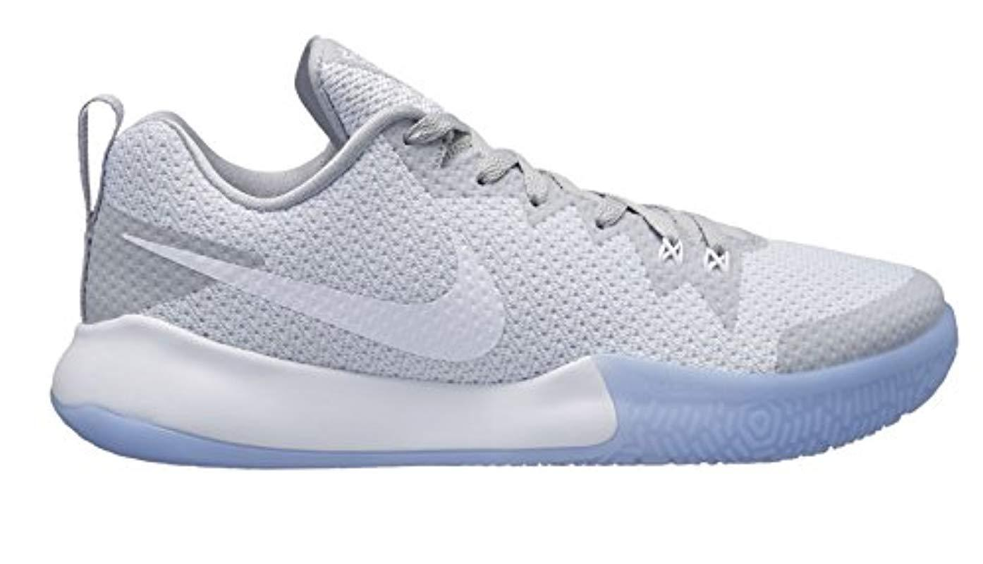 171c5cf1a2a8 Nike Zoom Live Ii Basketball Shoes in White for Men - Lyst