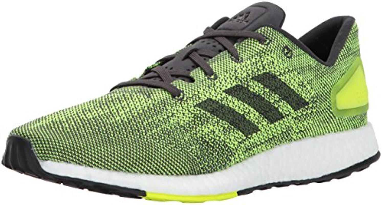 lyst adidas originali pureboost dpr n. scarpe da corsa in verde per gli uomini.