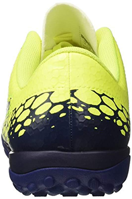 6e78c9c3f626 PUMA - Yellow Evopower Vigor 4 Graphic Tt Football Boots for Men - Lyst.  View fullscreen