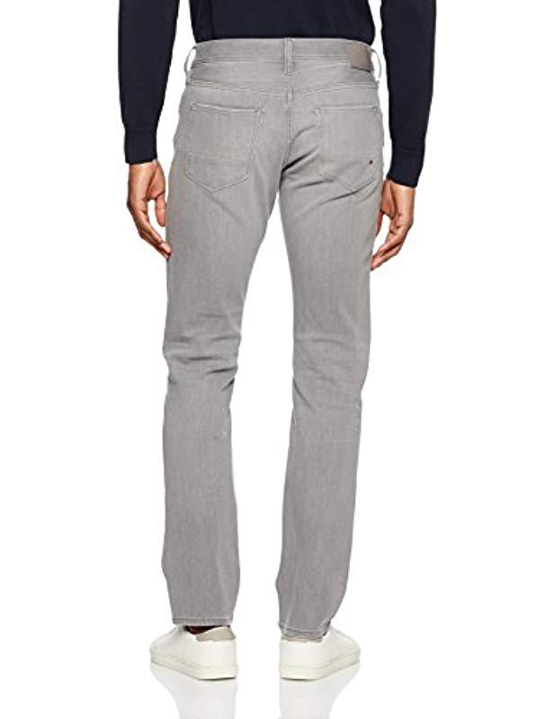 27b11192 Tommy Hilfiger Jeans in Gray for Men - Lyst