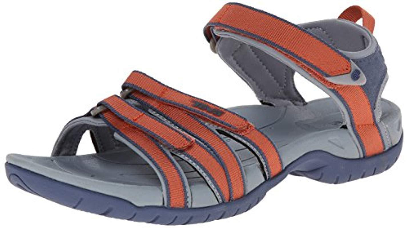 ba0a09e0b2f8 Teva Tirra Sports And Outdoor Lifestyle Sandal in Blue - Lyst