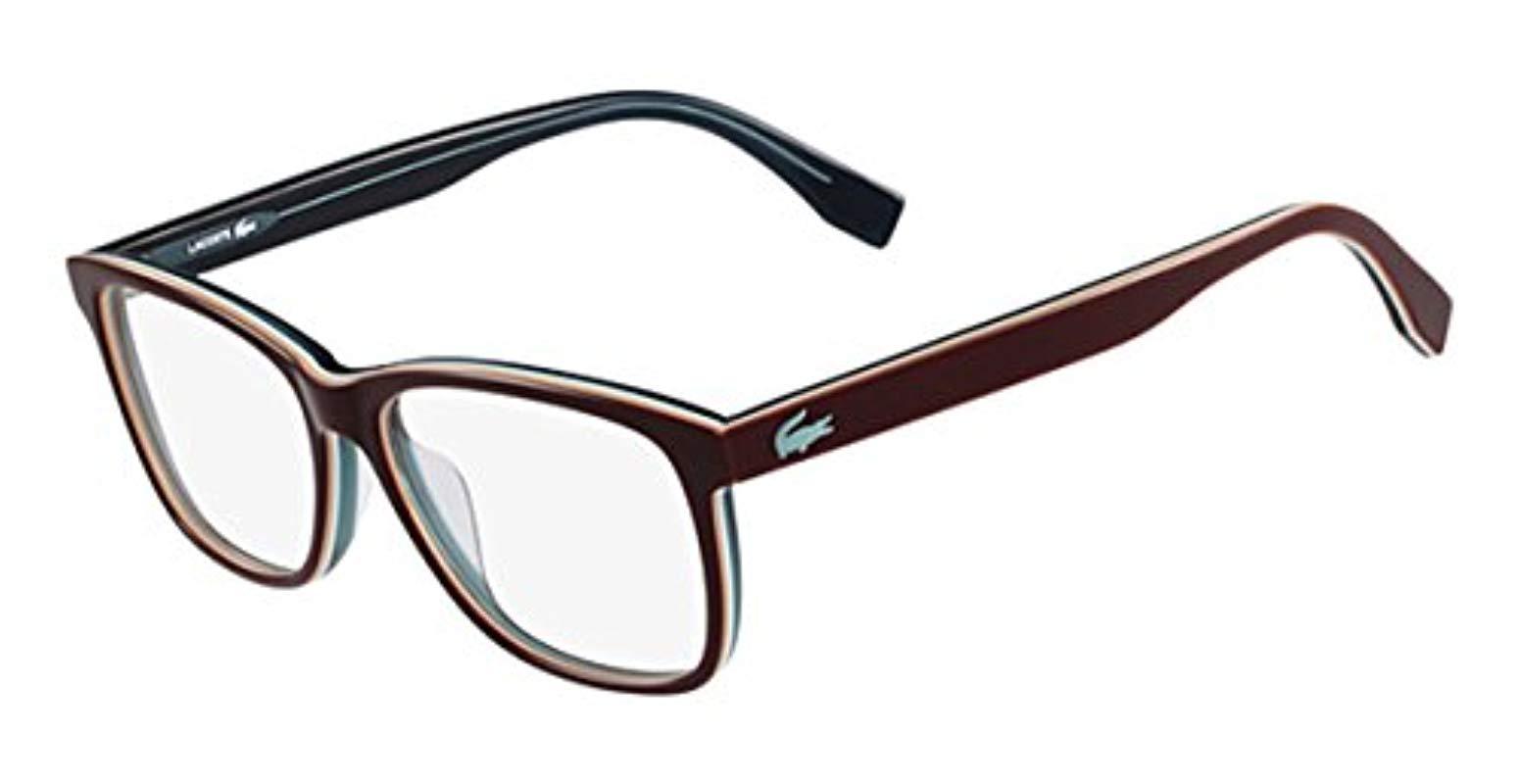 d0ff7c080e89 Lacoste. Women s L2776 603 53 Optical Frames ...