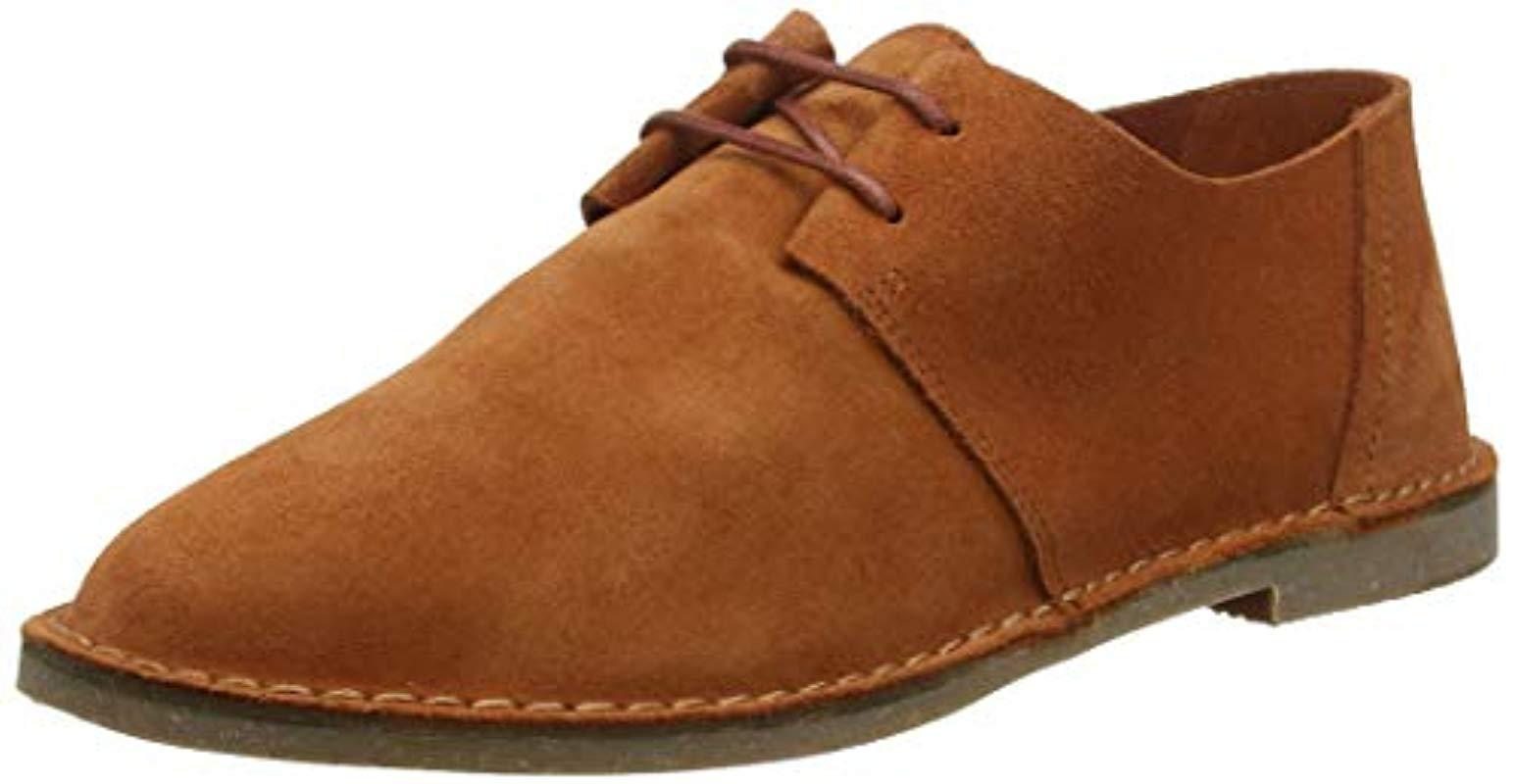 ef463564107c Clarks Erin Weave Derbys in Brown - Save 32% - Lyst