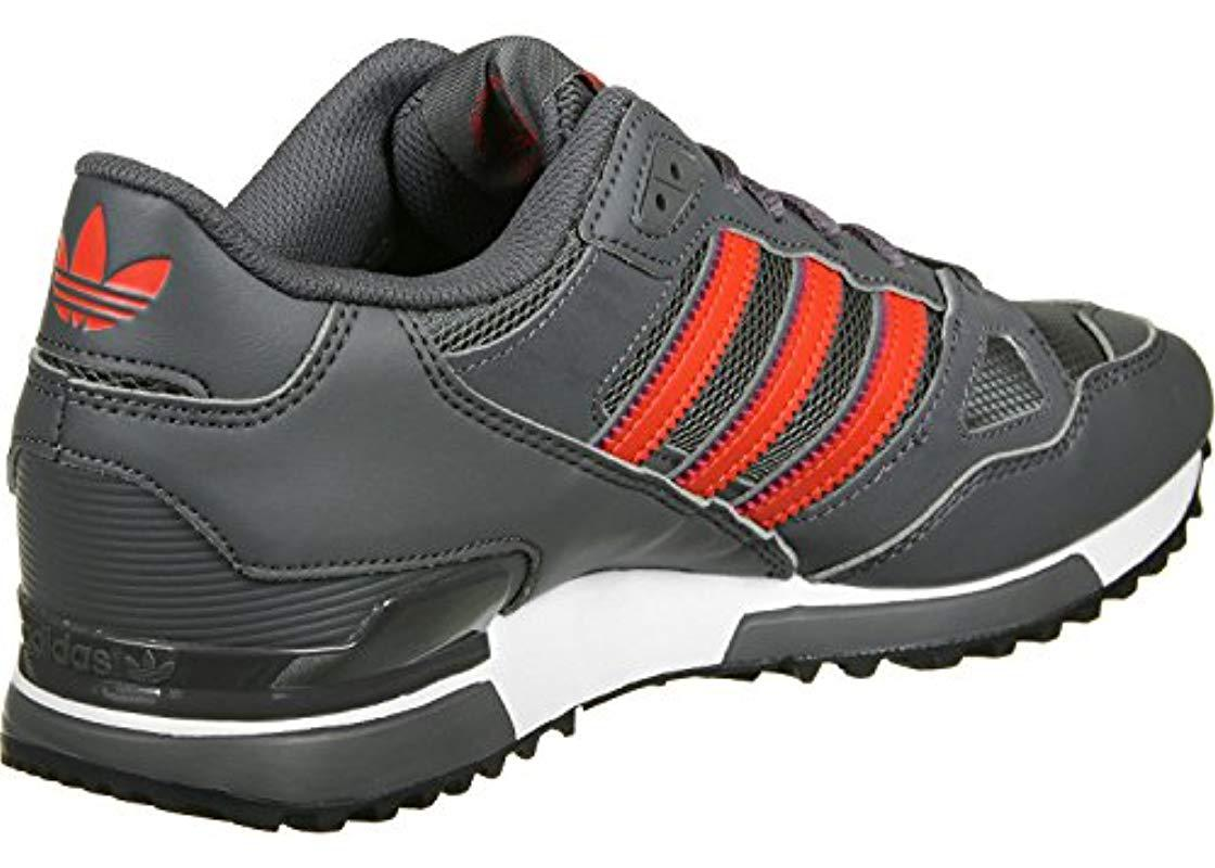 7a548c68f192 Adidas   s Zx 750 Running Shoes in Gray for Men - Lyst