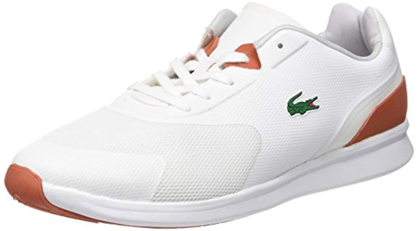62e67e38f08daa Lacoste 733spm1025001 Low in White for Men - Lyst