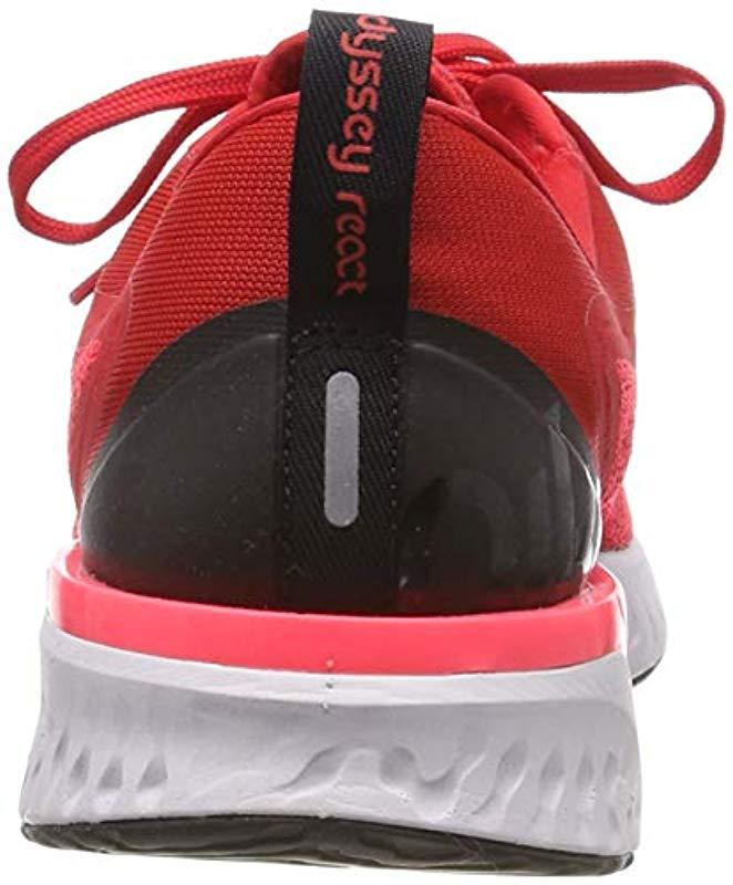 c736a257d63d Nike Odyssey React Fitness Shoes in Red for Men - Lyst