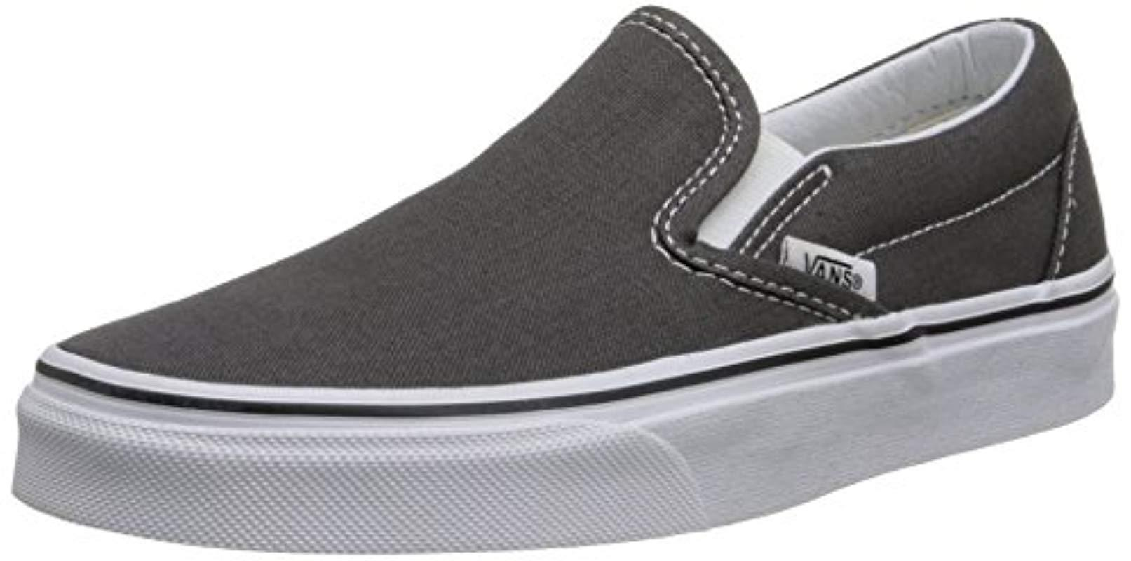 532a8888555e00 Vans Unisex Adults  Classic Slip-on Trainers - Lyst