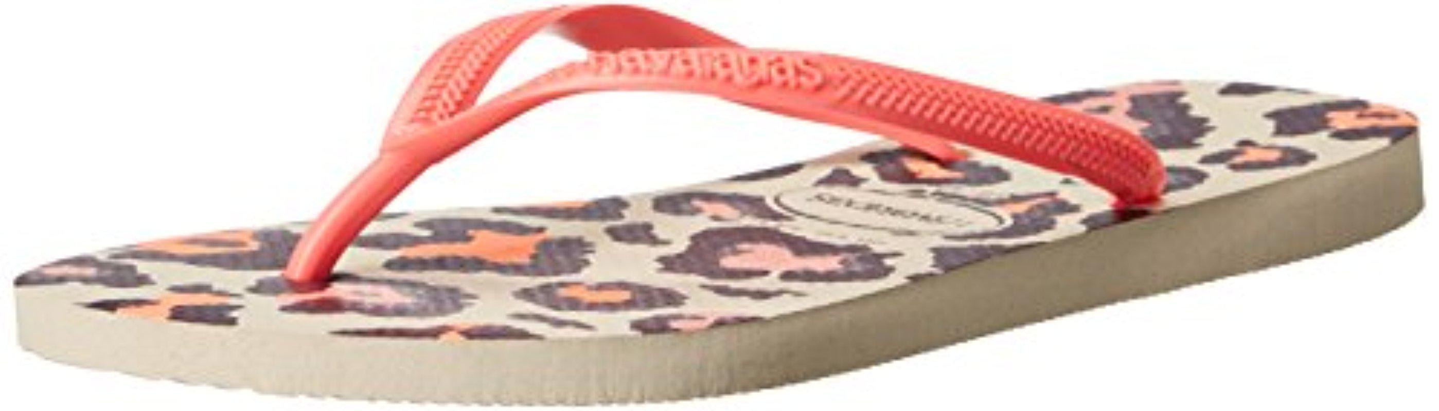 b2998b70db21f3 Lyst - Havaianas Slim Flip Flop Sandals