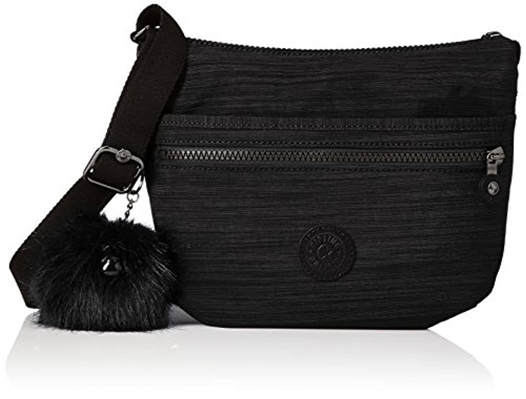 S Arto Kipling Handbags Lyst Black In fPqn8