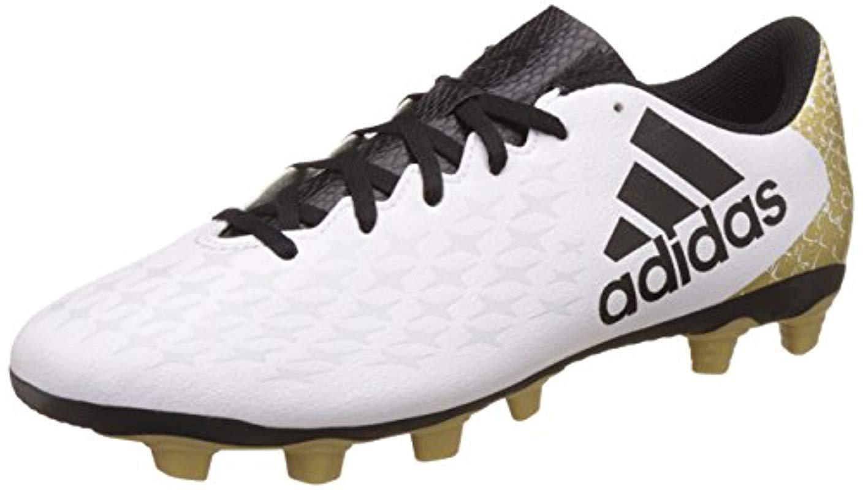 cf1f14a03 Adidas - White X 16.4 Fxg Football Boots for Men - Lyst. View fullscreen