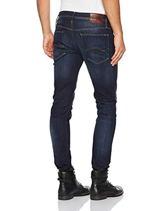 6706a0360 Tommy Hilfiger Simon Skinny Jeans in Blue for Men - Lyst