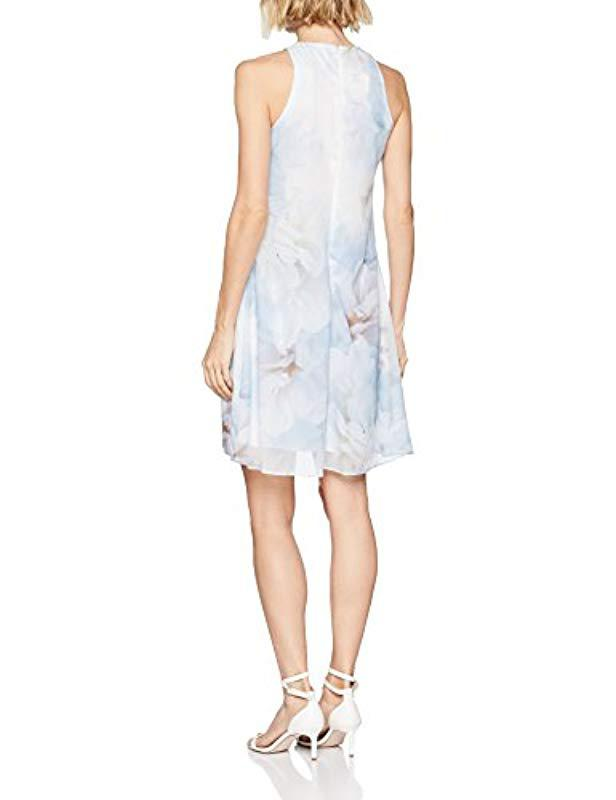 679aa737a6cf Dorothy Perkins Evie Party Dress in Blue - Lyst
