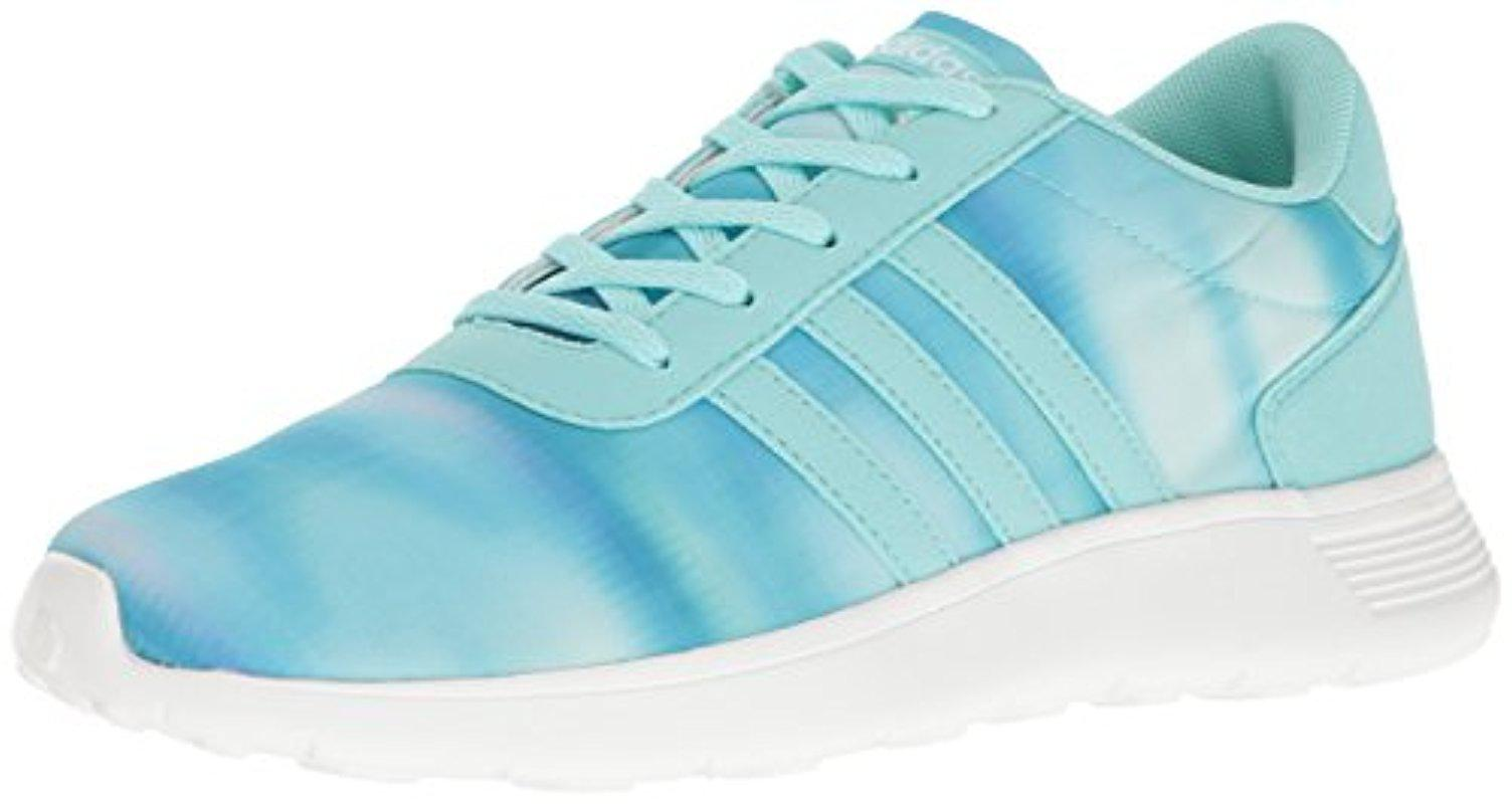 49bc216fb Lyst - adidas Kids  Lite Racer (little Big) Running Shoe in Blue