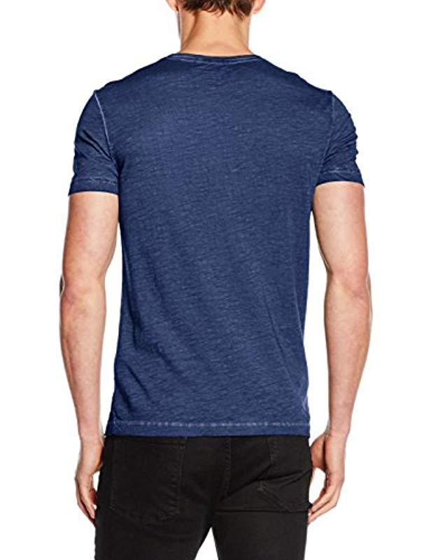cheap for discount e057b 5e415 Marc O'polo 626200051098 T-shirt in Blue for Men - Lyst